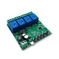 SmartWise 5V-32V négy áramkörös