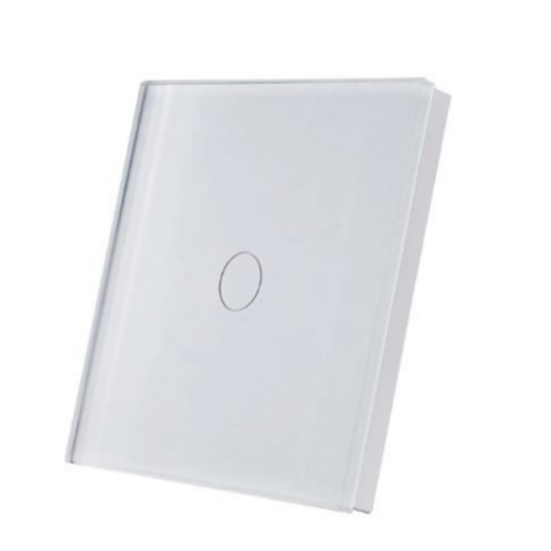 SmartWise T1R1W (R2) RF (rádiós), alternatív / keresztváltó kapcsoló / fali RF távirányító (fehér)