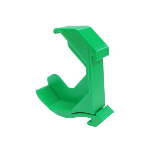 DIN sín tartó / adapter Shelly Dimmer és Shelly Dimmer 2 vezérléshez