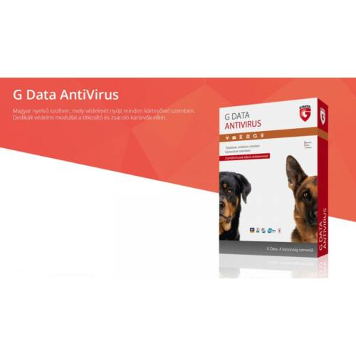 G Data Antivírus Vírusírtó