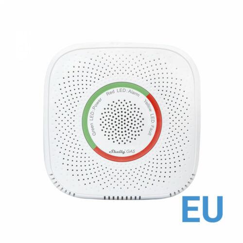 Shelly Gas gázszivárgás érzékelő WiFi-s okosszenzor (vezetékes gázhoz)